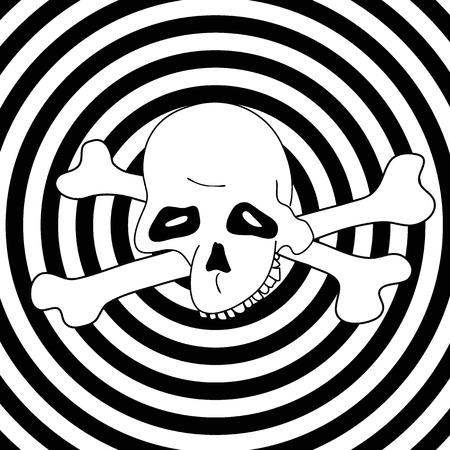 skull Stock Vector - 2655692