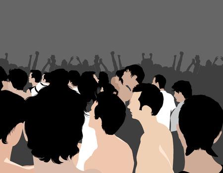 wallpaperrn: party Illustration
