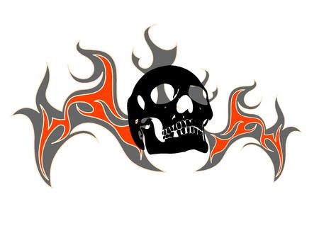 skull Stock Vector - 3674134