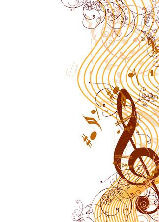semiquaver: music