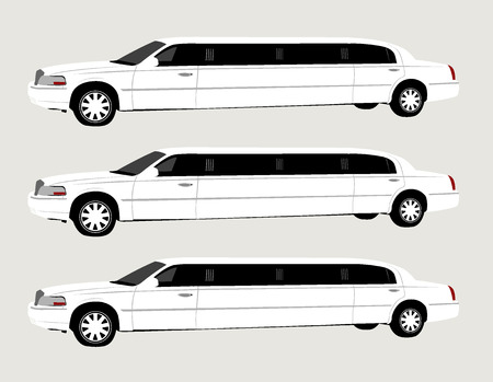 limo Stock Vector - 3782586