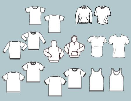 apparel Illustration