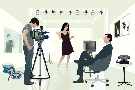 studio Illustration