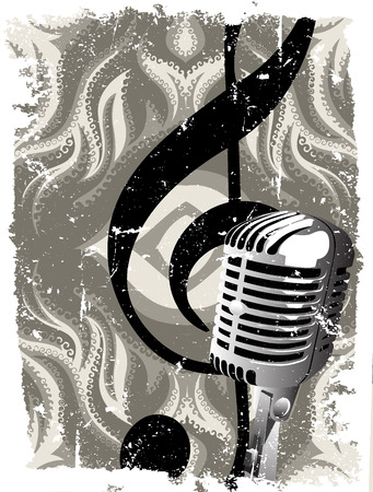 music Stock Vector - 4557933