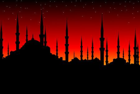 sultano: orientali Vettoriali