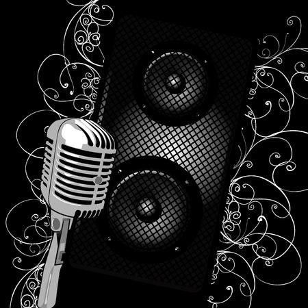 music Stock Vector - 5612416