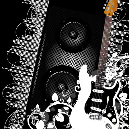music Stock Vector - 5612402