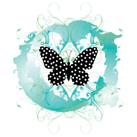 butterfly Stock Vector - 5985294