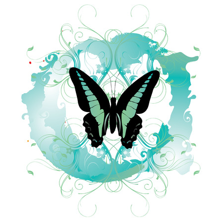 butterfly Stock Vector - 5985271
