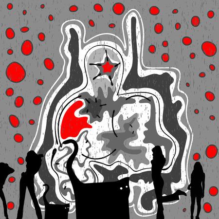 amative: silhouettes