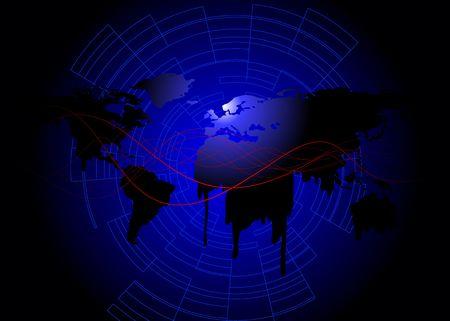 futurist: world crises