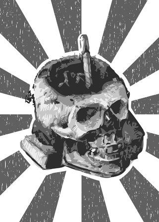 skull Stock Vector - 6717113