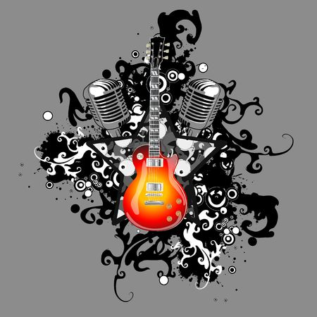music  Stock Vector - 6717095