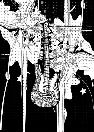 guitar Stock Photo - 6824625