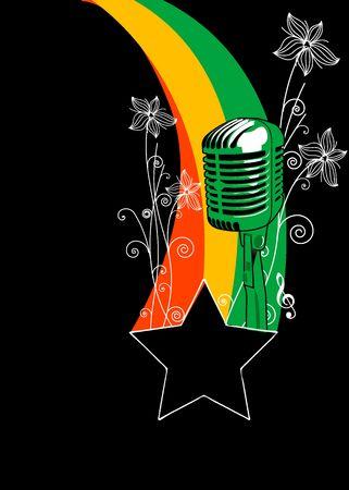 microphones photo