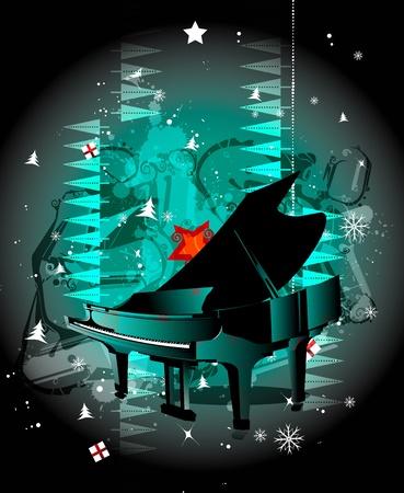 piano Stock Photo - 8873192