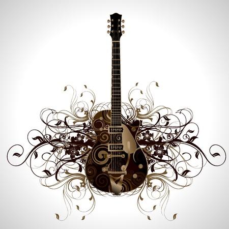 fingerboard: guitar