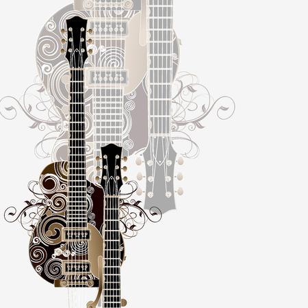 guitar pick: guitar