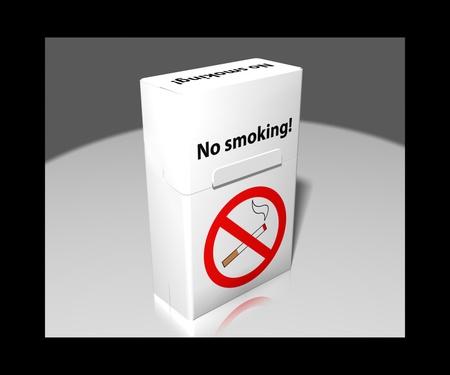 cigarette box photo
