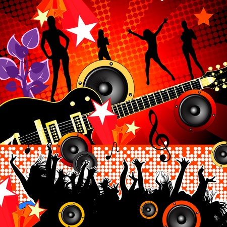 party Stock Vector - 9632545