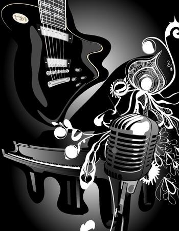 musical symbol: music