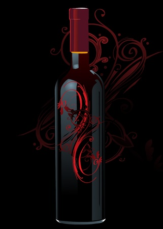wine Stock Vector - 11154960
