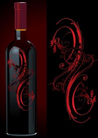 wine Stock Vector - 11154957