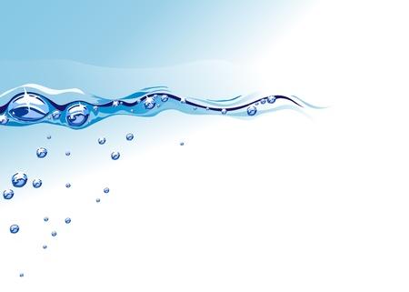 물 일러스트