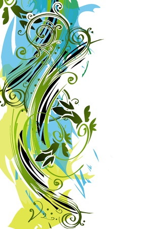 floral Stock Vector - 11916440
