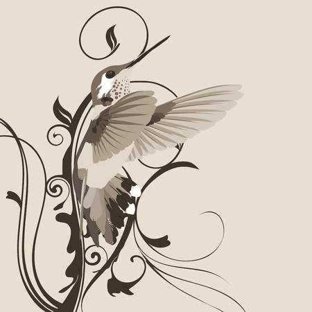 usignolo: uccelli Vettoriali