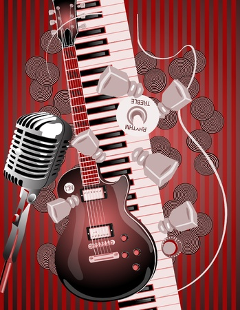 music instrument: music