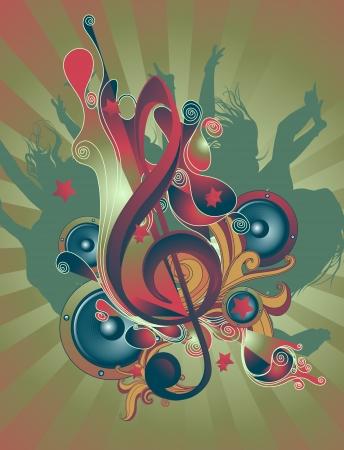 funky music: Music Theme