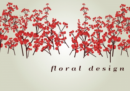 traditionally chinese: Floral