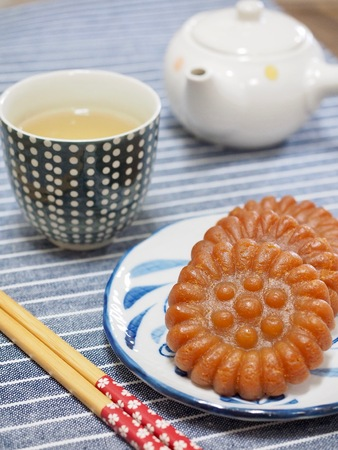 Korean traditional sweets Yakgwa, Honey Cookie