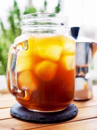 Ice Americano, cool drink