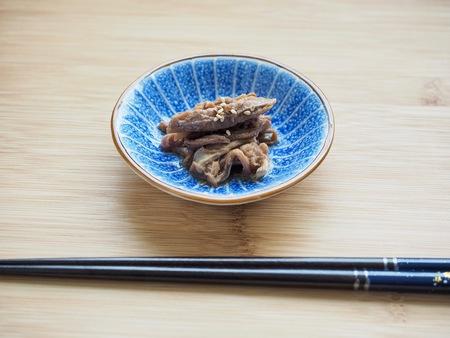 Asian food Soy Sauce Braised Beef