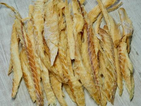 Korean food ingredients dried fish Foto de archivo - 105328714