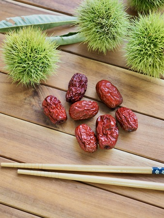 Korean food Dried jujube