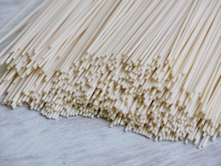 Asian Food Dried Flour Noodles