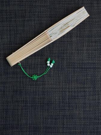 Korean traditional folding fan