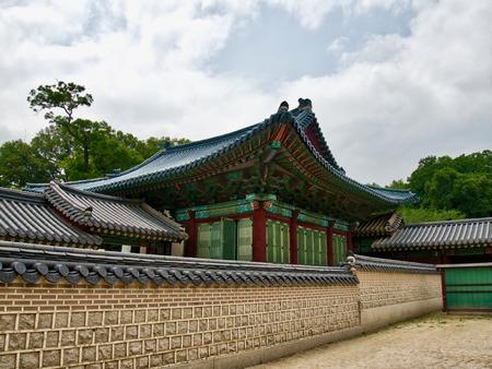Korea's Traditional Palace Changdeok Palace