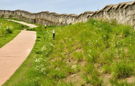 Korean Traditional Architecture Castle Wall Editöryel