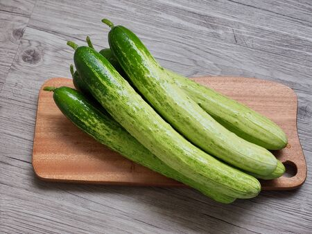 Korea Fresh Organic Cucumbers