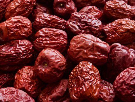 Korean food Dried jujube, Dried fruits
