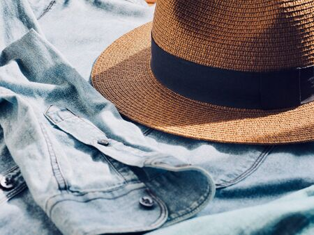 Fedora and Empty Labels, Fashion hat