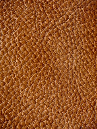 Brown leather background image, texture