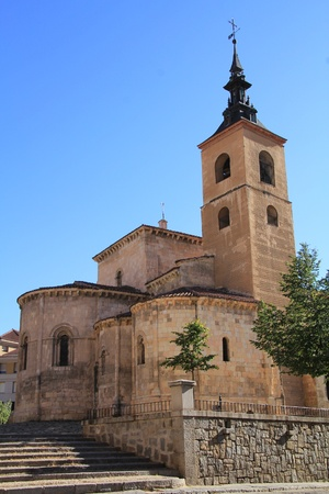 Church of San Martin Segovia, Spain Stock Photo - 10880885