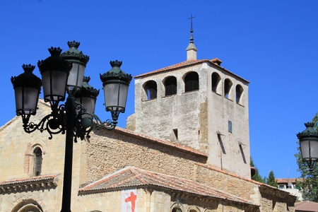 Church of San Millan Segovia, Spain Stock Photo - 11484533