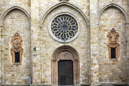 mondo: Famous Church in (Mondo plusmn, Spain)