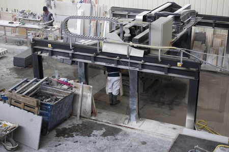 machinery to work with marble photo